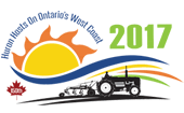 International Plowing Match 2017 Logo