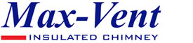 Max-Vent Insulated Chimney Logo
